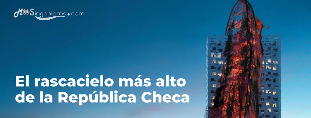 El edificio más alto de República Checa