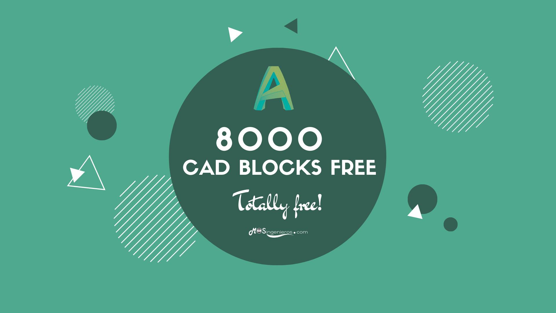 cad blocks free