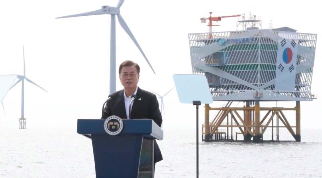 parque eólico marino más grande del mundo